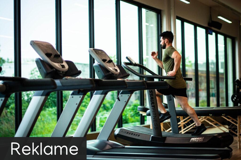Træning på løbebåndet